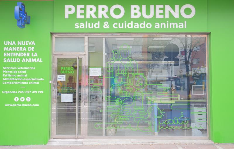Contacto Clinica Veterinaria Perro Bueno